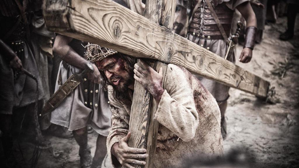 divine burden bearer jesus