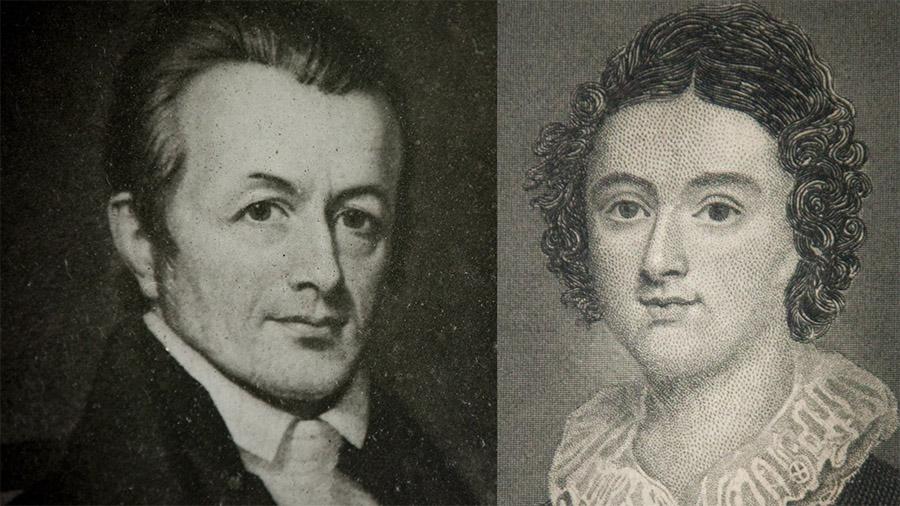Adoniram and Ann Judson
