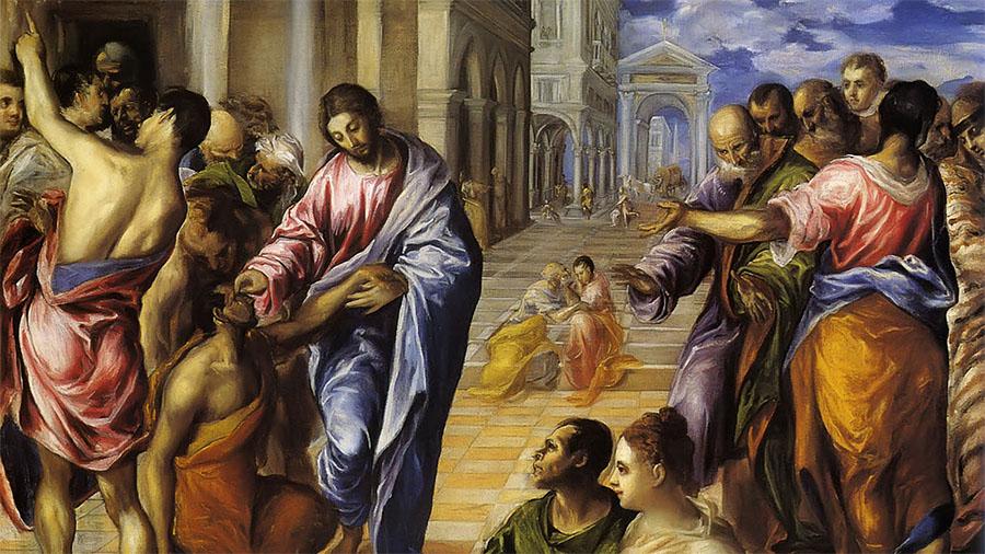 new testament healing