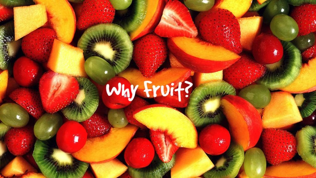 Why fruit of the Spirit
