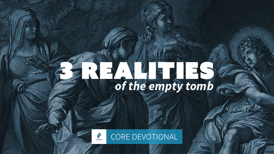 three realities of the empty tomb!