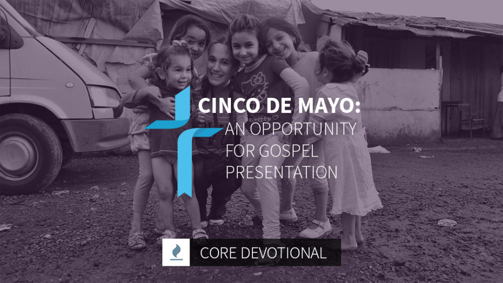 cinco de mayo Gospel proclamation
