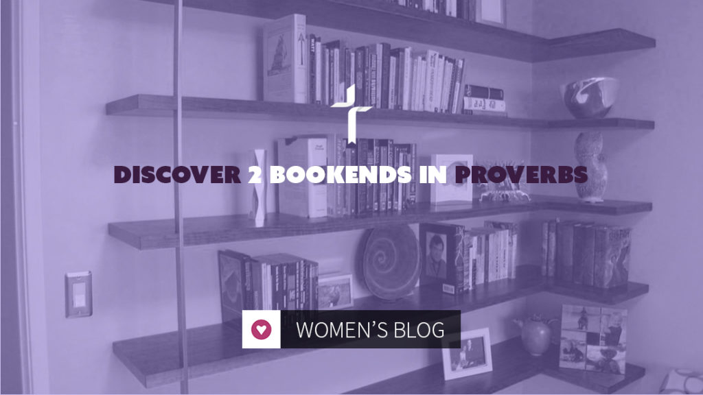 discover 2 bookends in proverbs