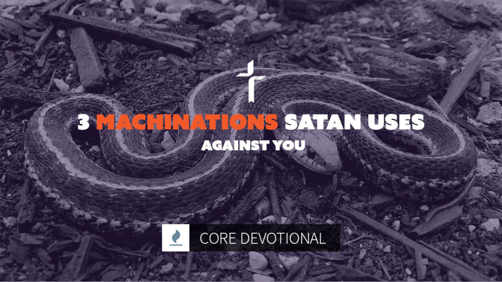 machinations satan uses