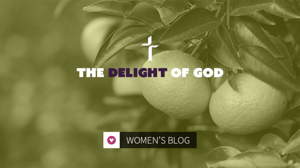 the delight of God