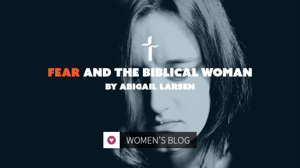 fear and the biblical woman