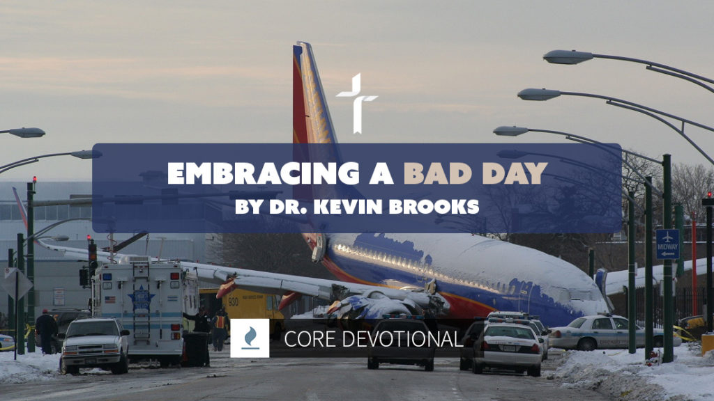 embracing a bad day