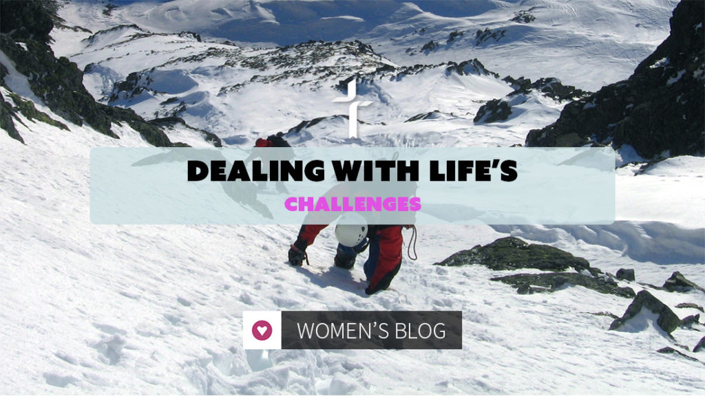 dealing with life's challenges