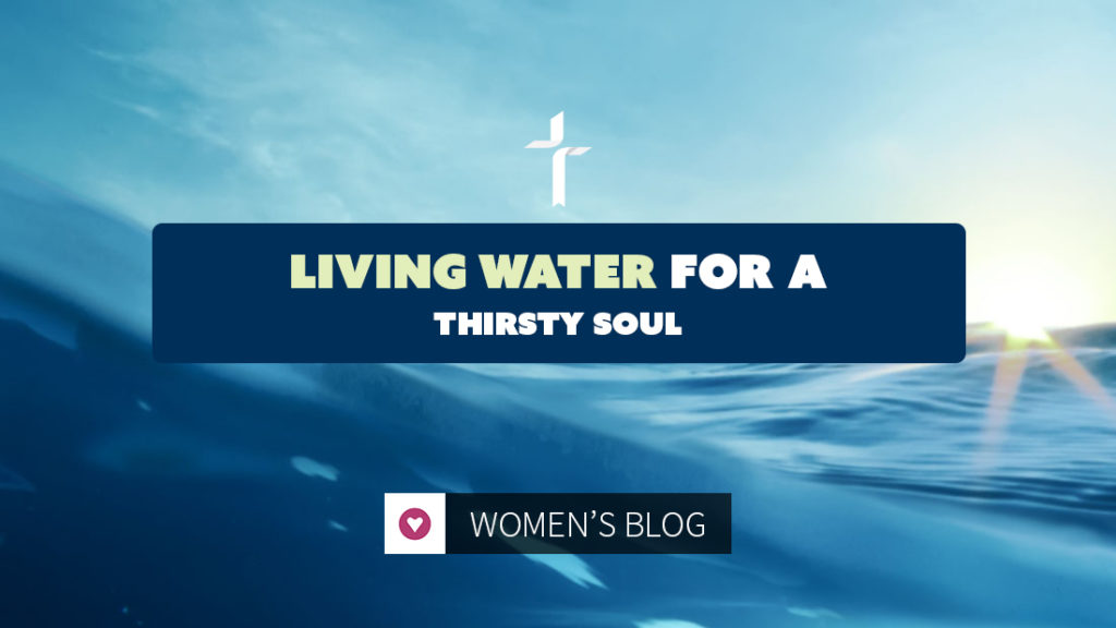 living water for a thirsty soul