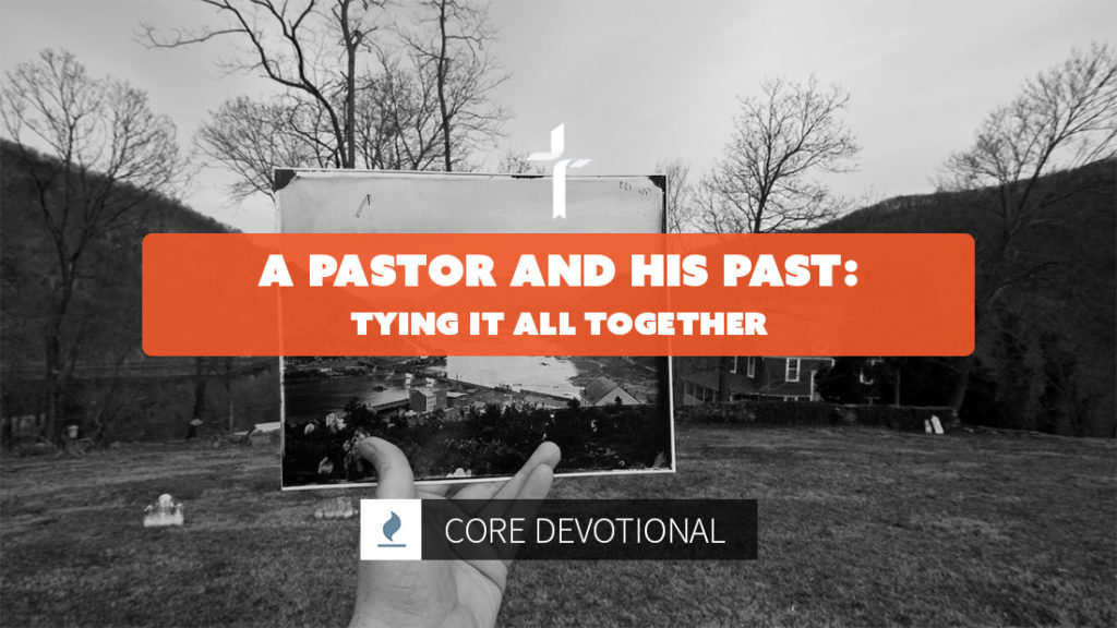 pastor and his past: tying it all together