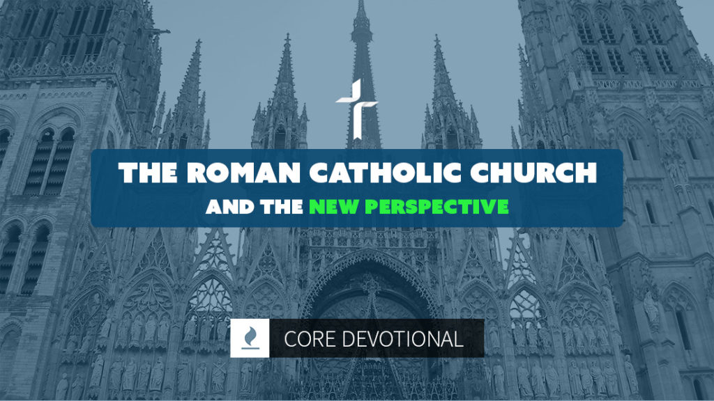 the roman catholic church and the new perspective