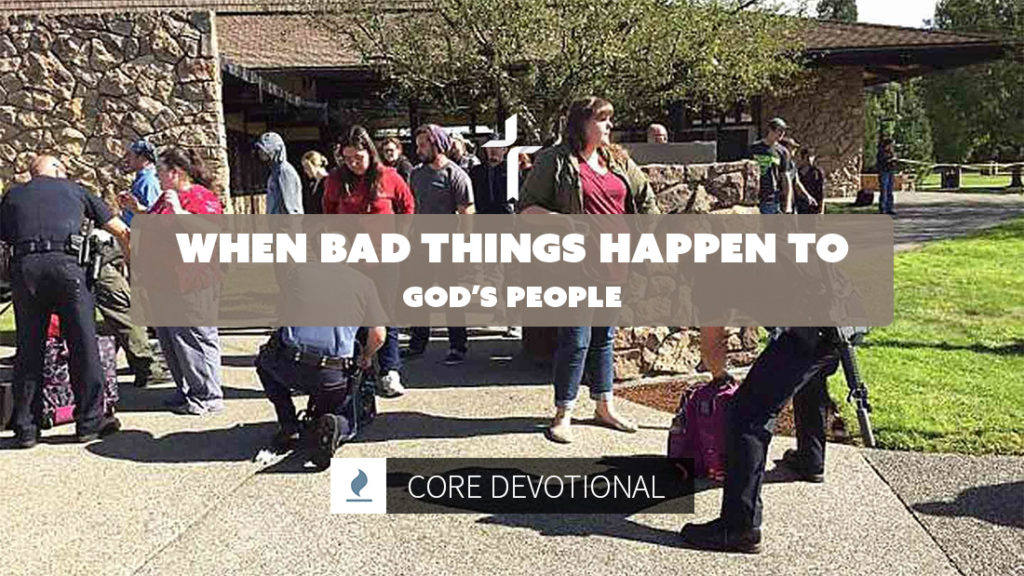 bad things happen to god's people