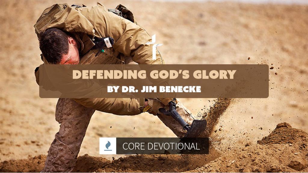 defending God's glory