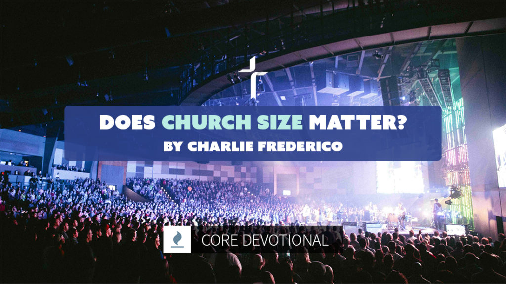 does church size matter?