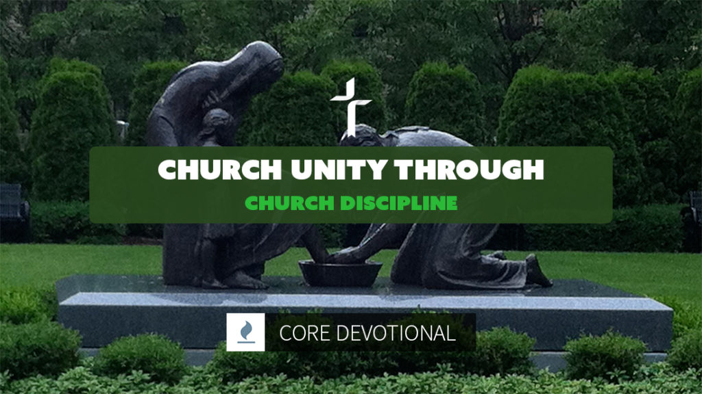 church unity by church discipline