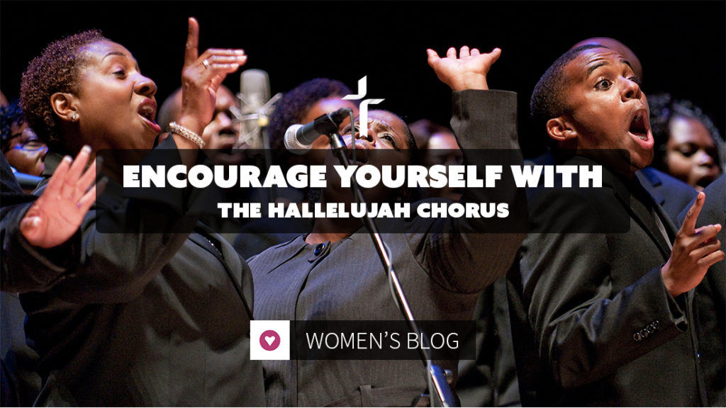 Encourage from the Hallelujah Chorus