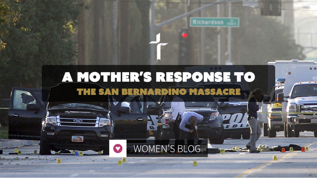 mother's perspective on san bernardino massacre