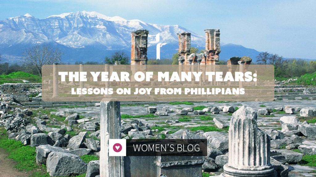 year of many tears phillipians