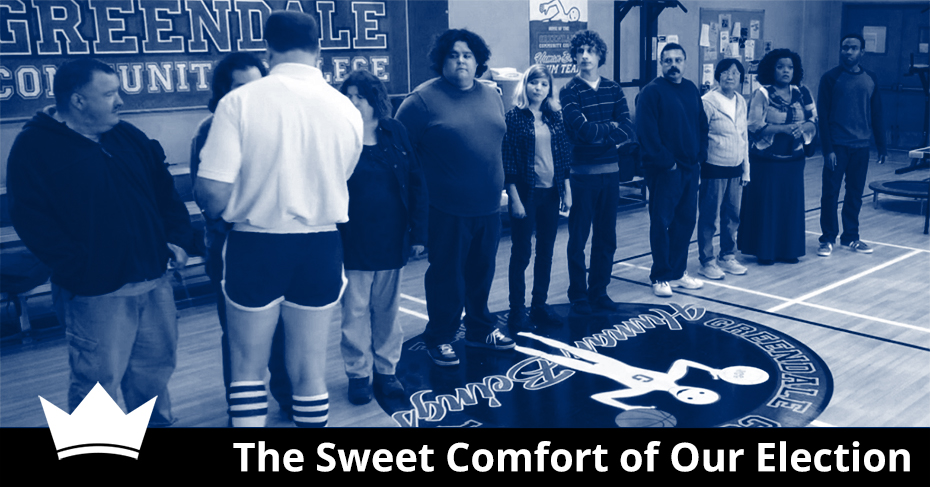 The Sweet Comfort of Our Election