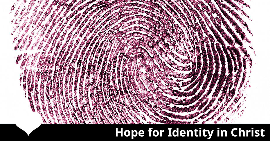 hope for identity in Christ