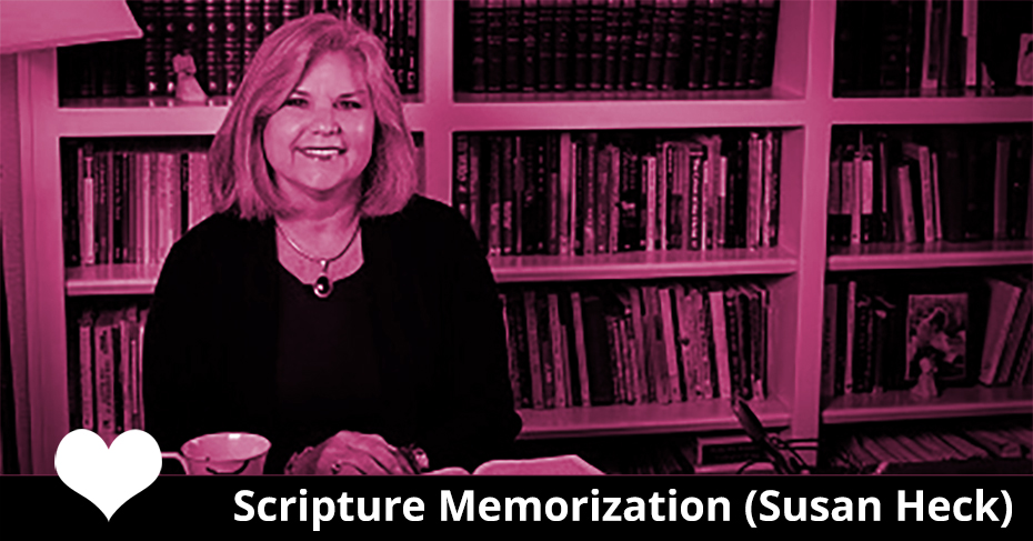 scripture memorization that works