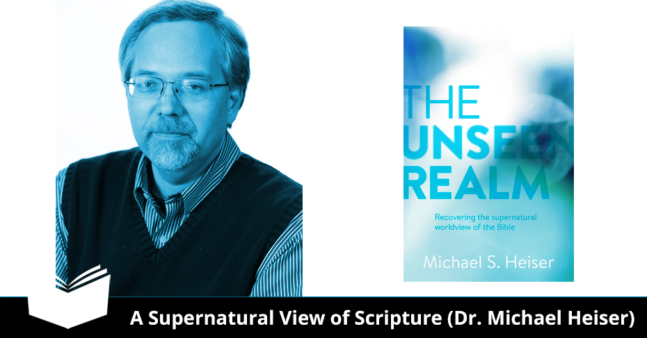 supernatural view of Scripture