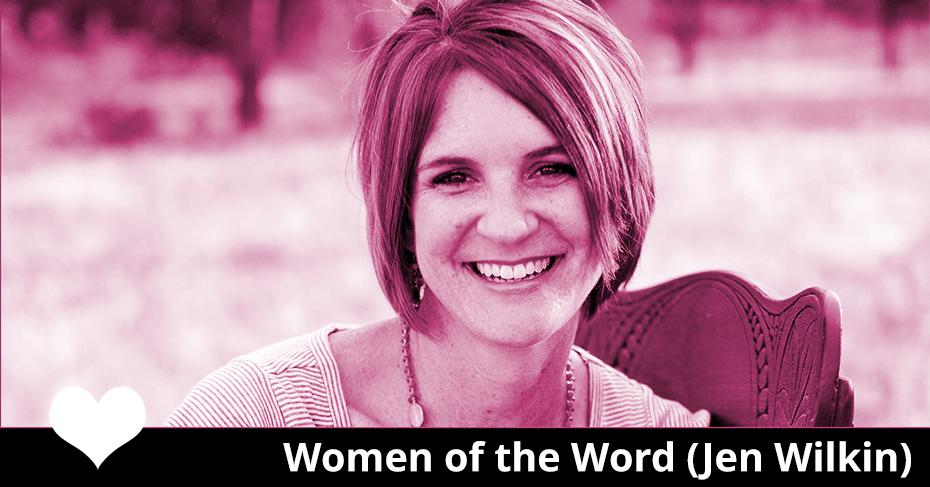Women of the Word Jen Wilkin