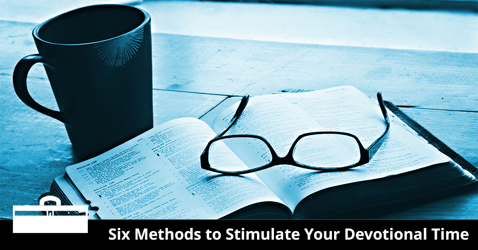 Methods to stimulate devotional time